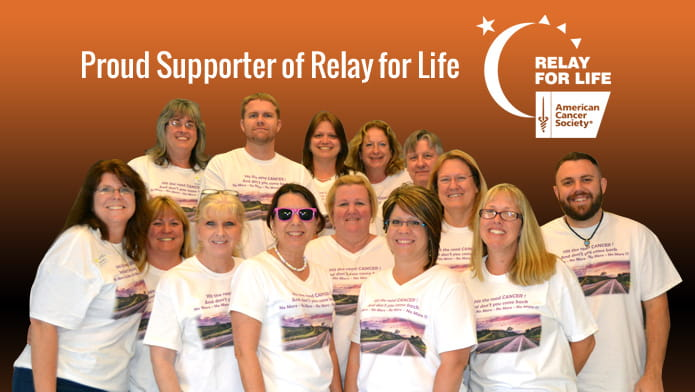 Relay for Life Slider
